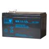 Akumulator  MW 12-12L 12V 12Ah T2