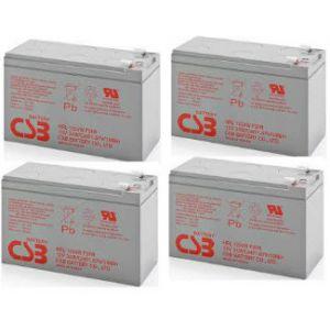 4-pak RBC24 Pakiet 4szt akumulatorów 408WHr 10lat