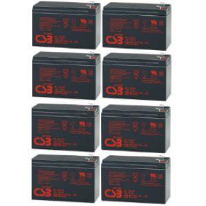 8-pak RBC12 Pakiet 2x4szt akumulatorów 691WHr 5lat