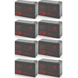 8-pak RBC26 Pakiet 2x4szt akumulatorów HR