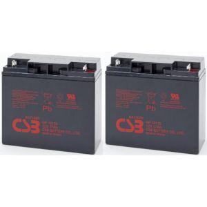 2-pak RBC50 Pakiet 2szt akumulatorów 408Whr 5lat