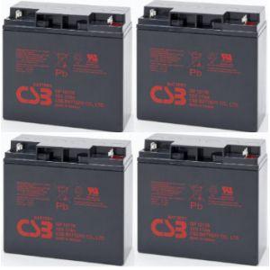 4-pak RBC11 Pakiet 4szt akumulatorów 816Whr 5lat
