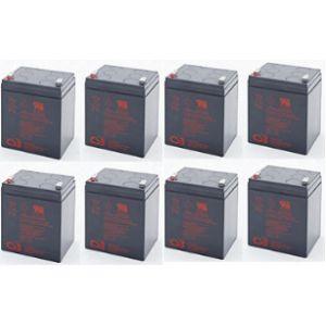 8szt akumulatorów HR 5lat zamienniki do pakietu RBC43 490Whr