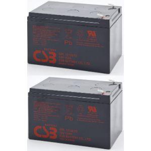 RBC52-GPL244Whr pakiet 2szt akumulatorów 10lat