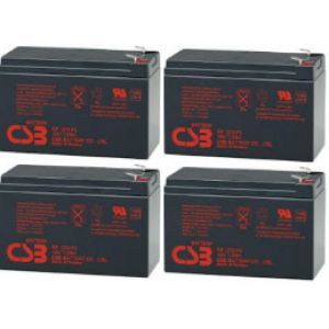 RBC23 Pakiet 4szt akumulatorów o żywotności  5lat   345,6Whr