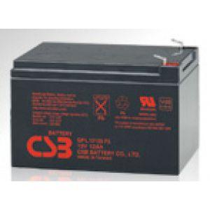 Akumulator  12Ah 12,0V GPL 12120 F2 CSB