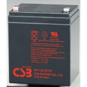 Akumulator   5,1Ah 12,0V HR 1221WF2 CSB