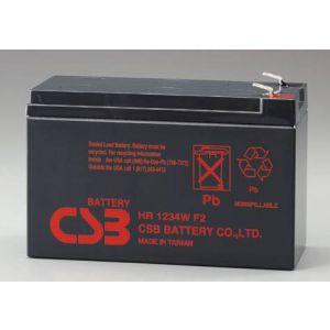 Akumulator   6,4Ah 12,0V HR 1224WF2 CSB