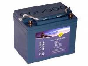 Akumulator żelowy HZY EV MARINE 33Ah 12V