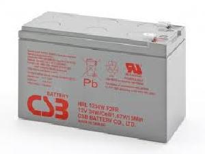 Akumulator   9Ah 12,0V HRL 1234W CSB 8lat
